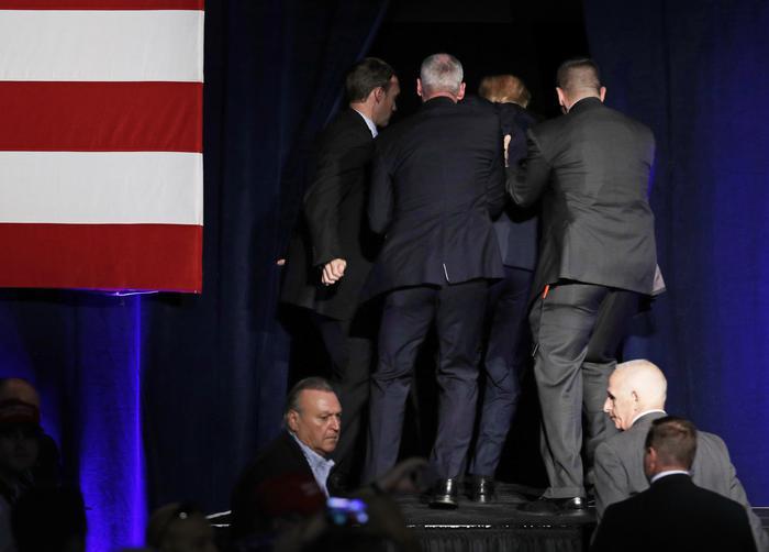 Elezioni Usa: Hillary sotto la soglia dei 270