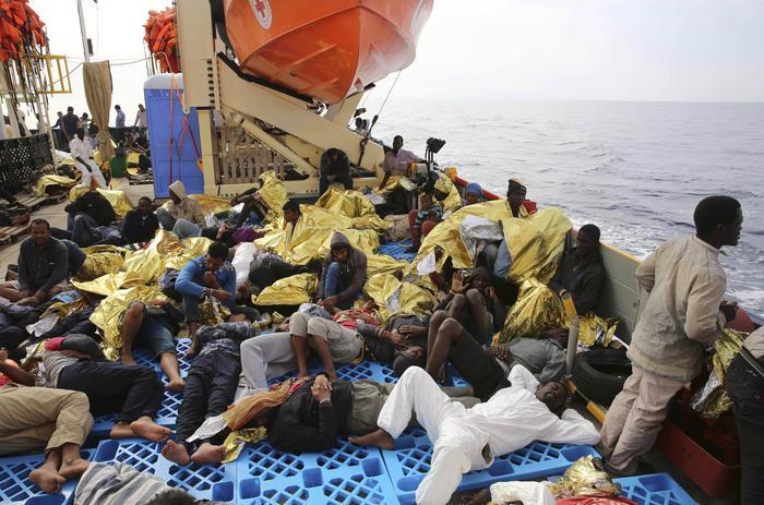 Migranti: Frontex, arrivi in crescita esponenziale dal 2010