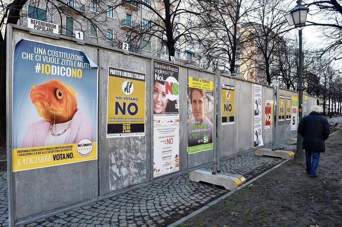 Referendum: al voto 357 centenari Genova