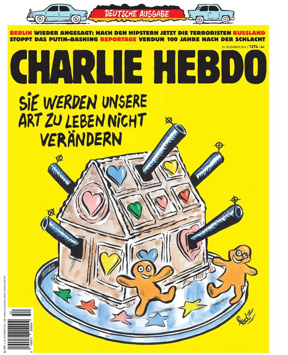 Charlie Hebdo, speciale a 2 anni strage - Europa - ANSA it