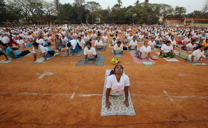yoga diventa patrimonio dell'umanità C6a37a7bb1997a659b90c229738cfbdc