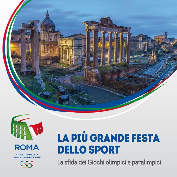 Frongia, sport a Roma senza Olimpiadi