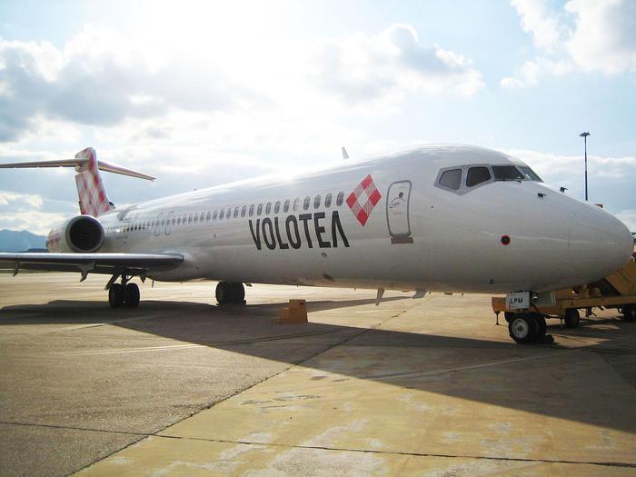 Aerei: Volotea, nuovi voli da Palermo per Malaga e Corfù