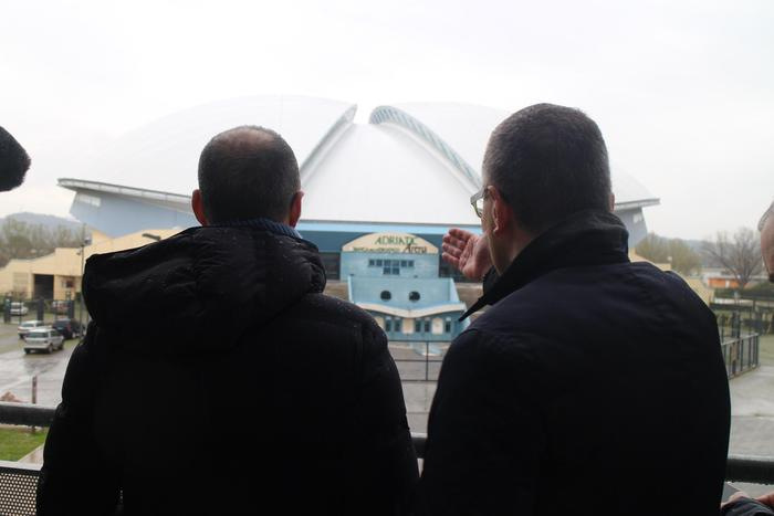 Comuni, Pesaro città europea sport 2017