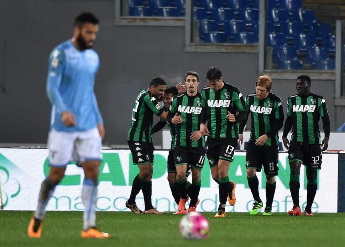 Lazio-Sassuolo 0-2 341de8426666eef655319fd8df715239