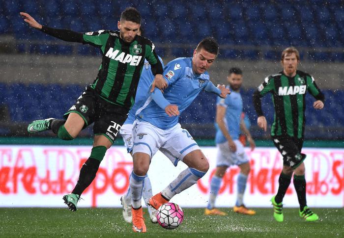 Lazio-Sassuolo 0-2 73a4707b6734faaa8c97b3ec1e6d0884