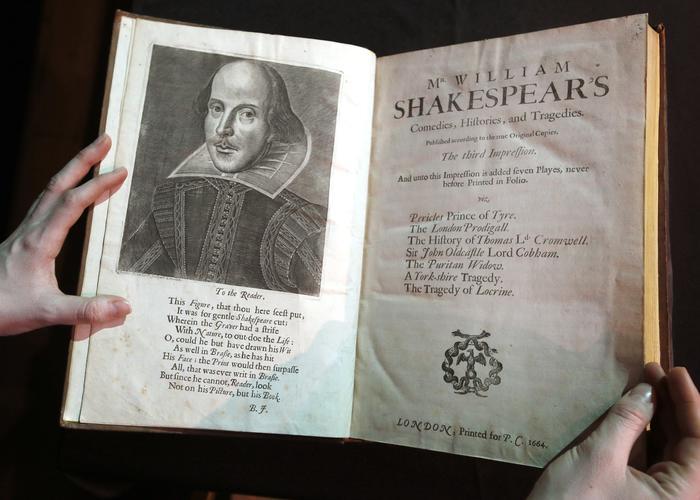 Shakespeare in metro,poesie a Battistini