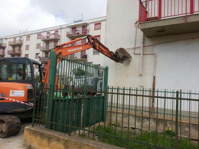 Demolita casa abusiva palma montechiaro sicilia for Meteo palma di montechiaro