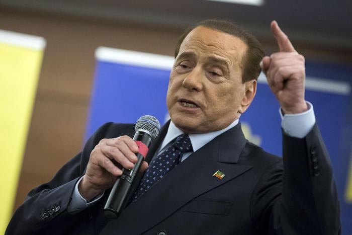 Berlusconi infiamma Palermo: