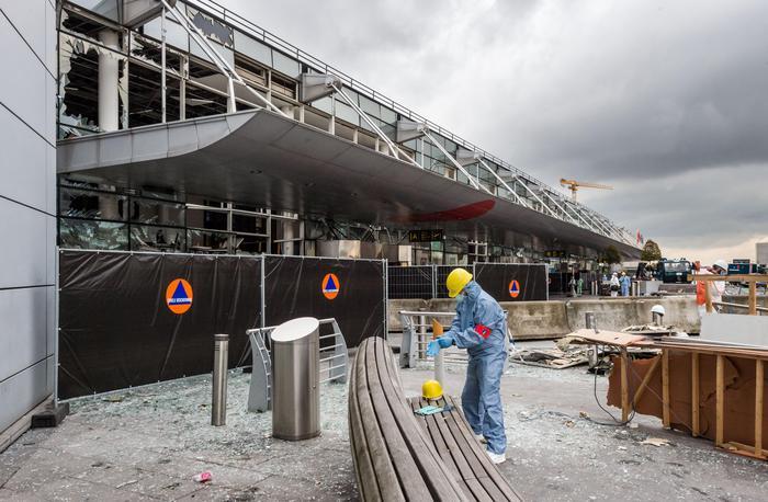 Riapre aeroporto di Bruxelles: uno dei voli è per Torino