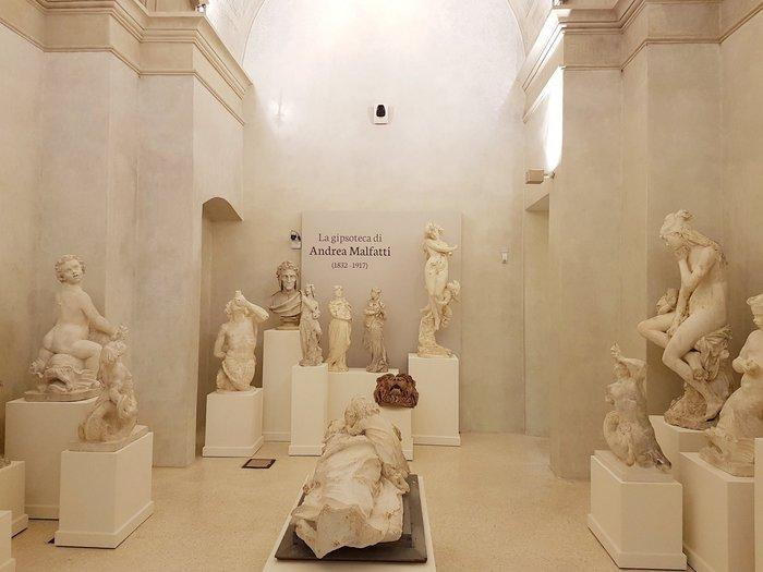 Mostre: Trento, Gipsoteca Malfatti per Giornate patrimonio