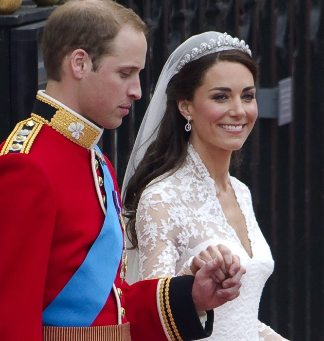 Matrimonio Kate E William : Kate e william anni fa il matrimonio del secolo mondo