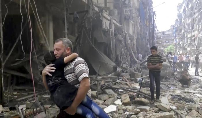 Siria: Kerry a Ginevra per incontrare inviato Onu