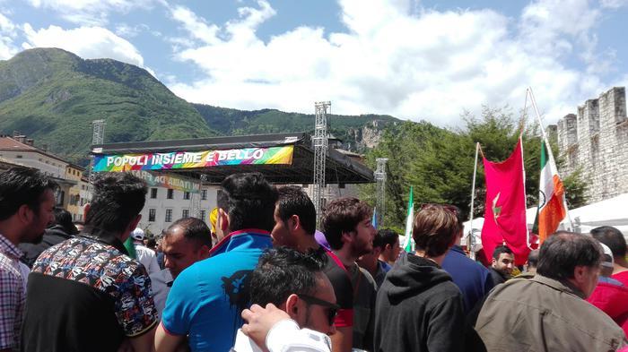 Stranieri in Trentino, -3,3% in un anno