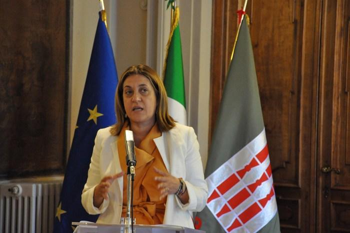 Marini, legame con Umbria in opere Fo