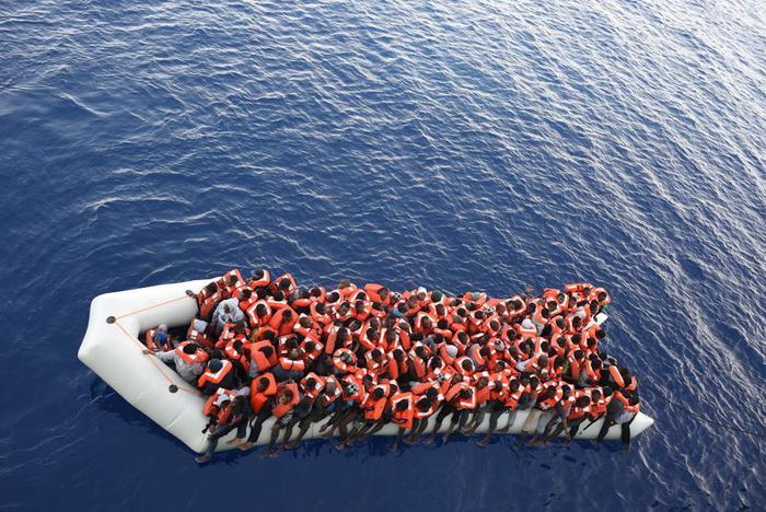 Migranti: 1273 in viaggio per Lampedusa