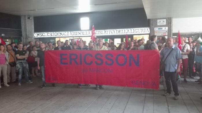 Ericsson: nulla di fatto al Mise
