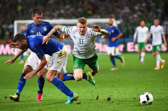 Uefa Euro 2016: Italia -Irlanda , le probabili formazioni