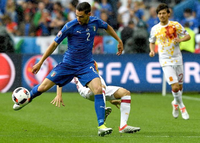 Euro 2016, Highlights Italia-Spagna: 2 a 0