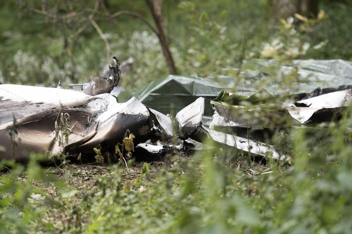 Cade aereo in Macedonia, il giorno del dolore