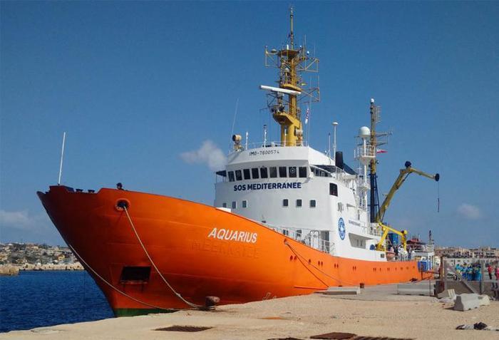 Canale di Sicilia, muore migrante: 1190 in salvo$