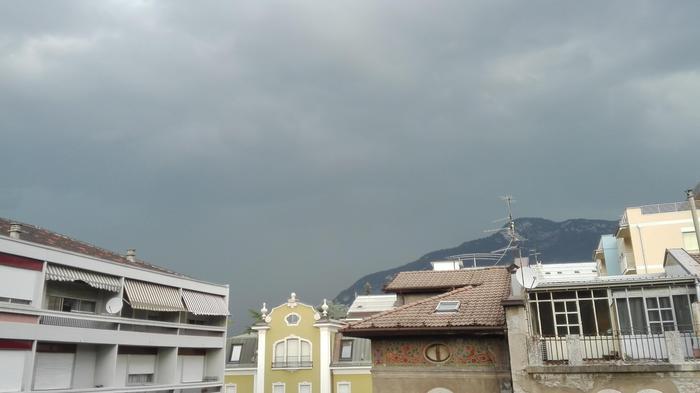 Meteo: in arrivo forti temporali in Trentino