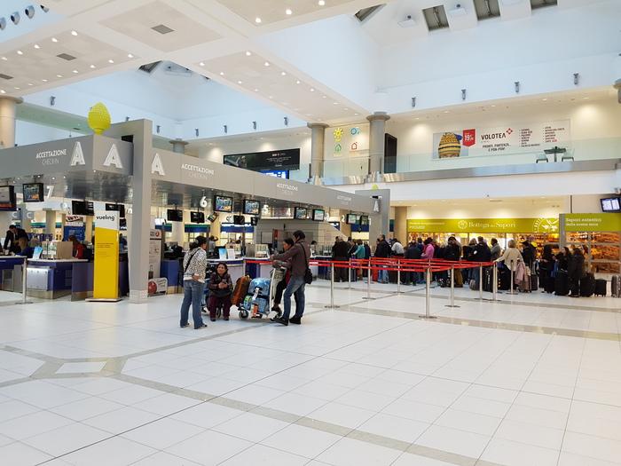 Aeroporti: agosto boom, +12% a Bari