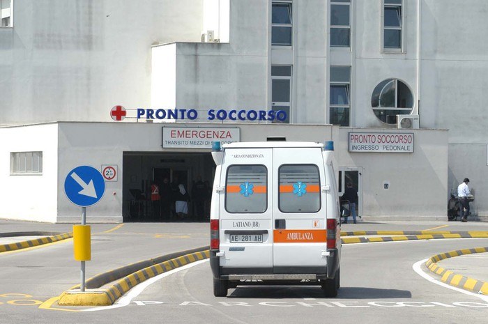 Morta a Brindisi, causa è caduta