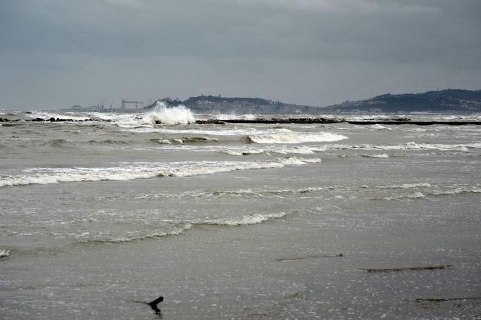 Allerta vento e mare in Emilia-Romagna