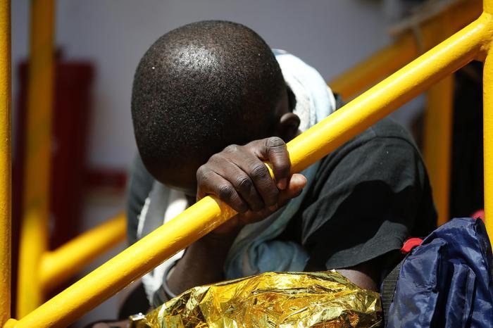 Sicilia, sbarcati 1264 migranti nelle ultime ore$