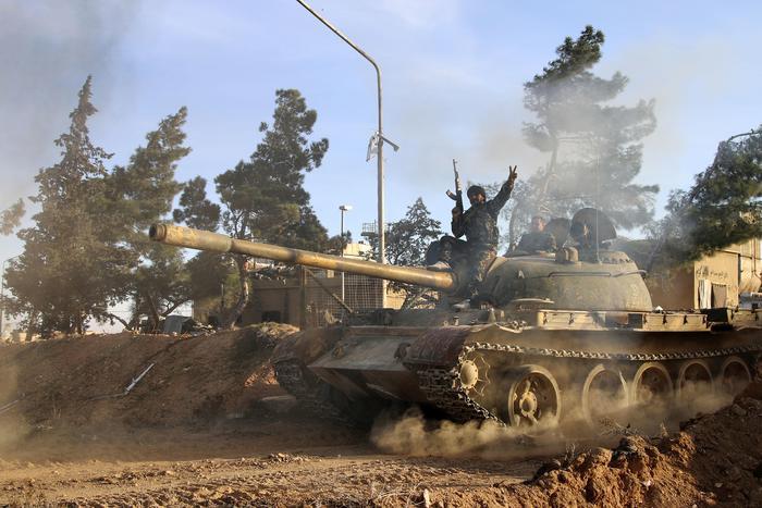 Libia: due italiani rapiti,uno bellunese