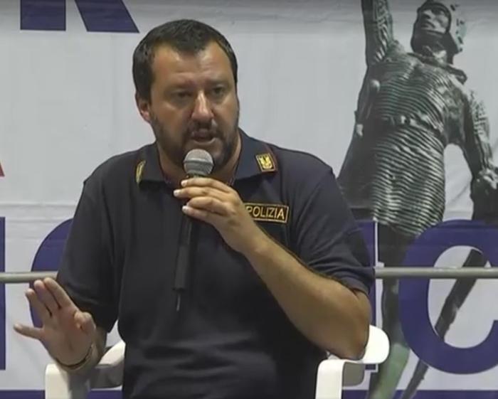 Salvini, Crocetta è il peggio del peggio