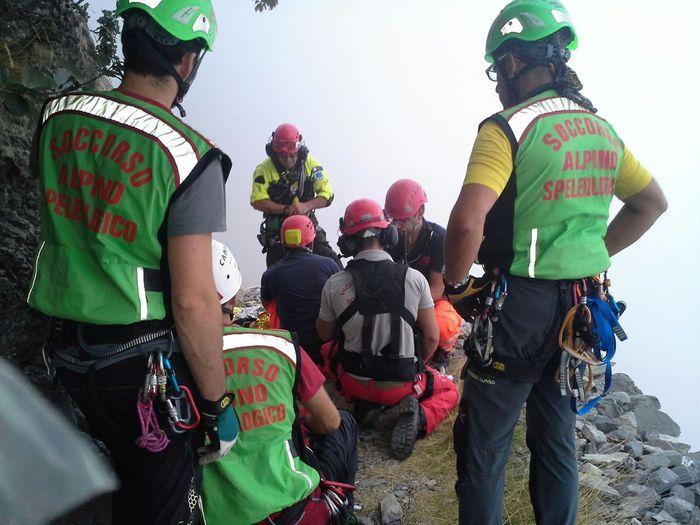 Escursionista muore sul Monte Toraggio