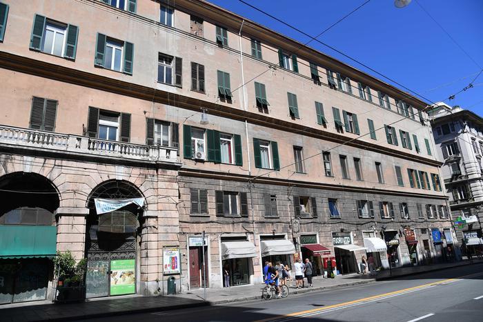 Migranti: iniziativa causa lavori Genova