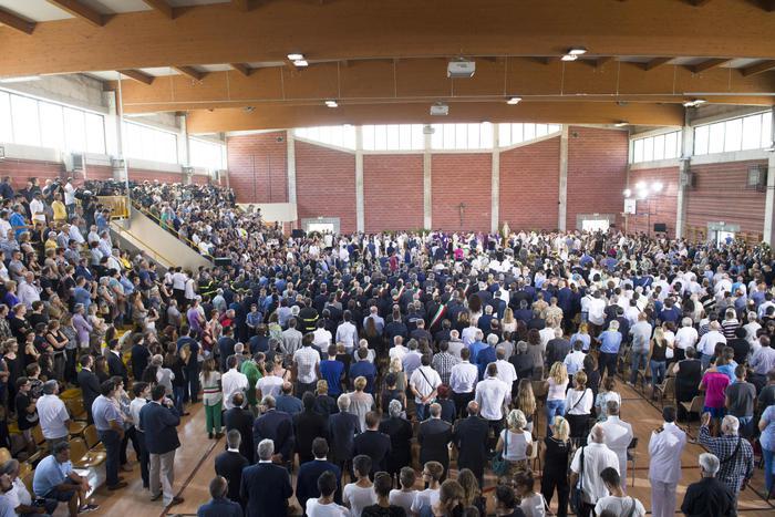 Sisma, palestra Ascoli torna luogo sport