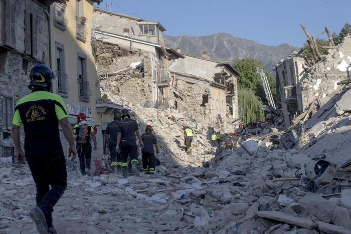 Sisma, morto 23enne ferito a Amatrice