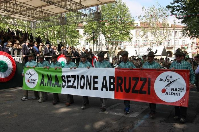 Alpini Abruzzi, raccolta fondi per sisma