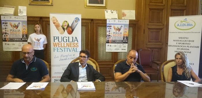 'Puglia wellness festival' a Bari