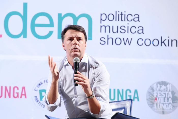 Renzi giovedì a Festa Unità Reggio E.