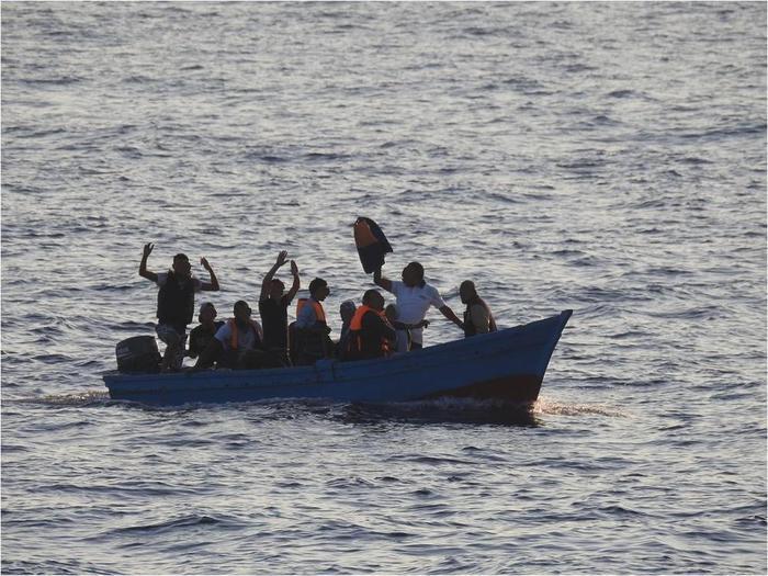 Migranti: fermati 6 scafisti ad Augusta
