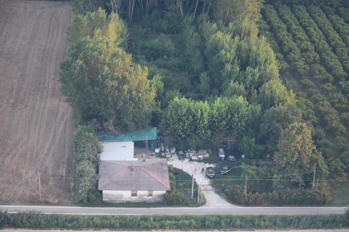 Gdf Verona scopre piantagione marijuana