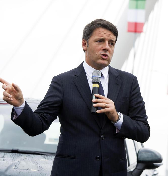Renzi in Campania, ecco il programma
