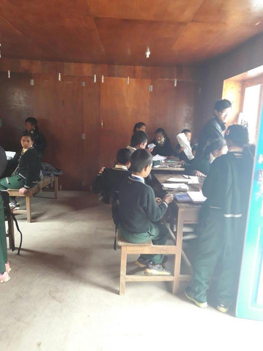 Nepal, riapre scuola distrutta da sisma