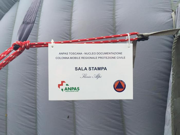 Sisma: spazio 'Ilaria Alpi' a Amatrice