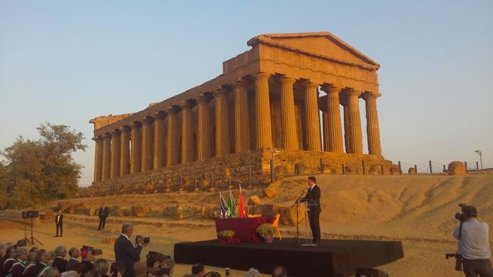 Renzi, G7 in Sicilia per sua bellezza