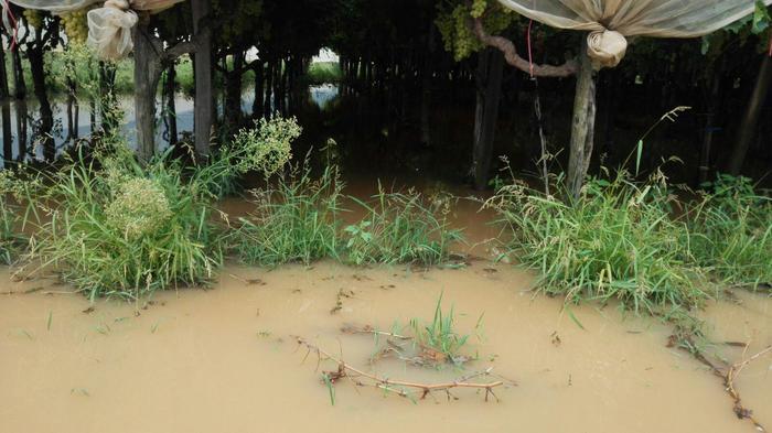 Maltempo: temporali e allerta a Ostuni