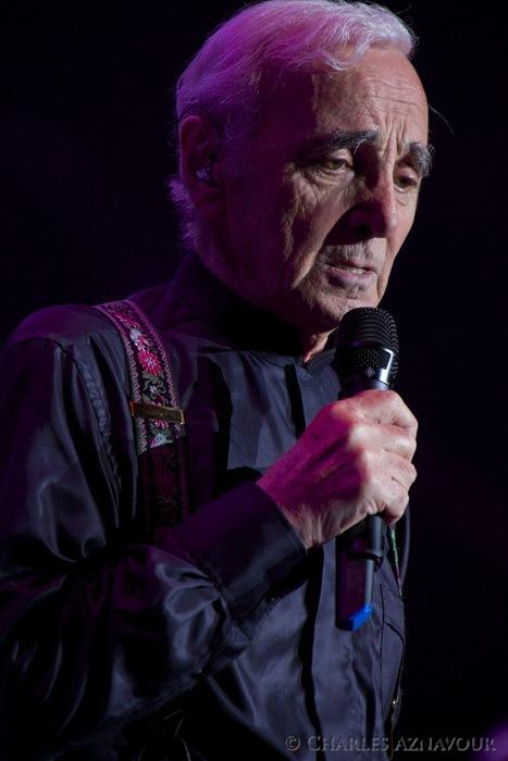 70 anni carriera Aznavour a Verona