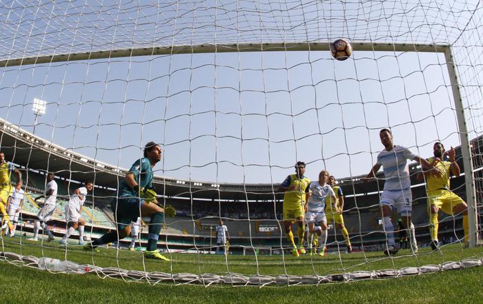 Calcio: Chievo-Lazio 1-1