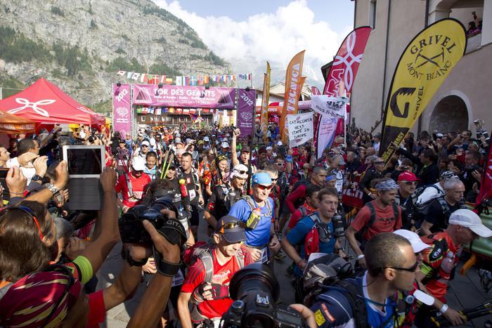 Montagna: Tor des géants, al via la settima edizione