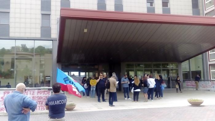 Oggi sciopero al cup dell'Asm di Matera